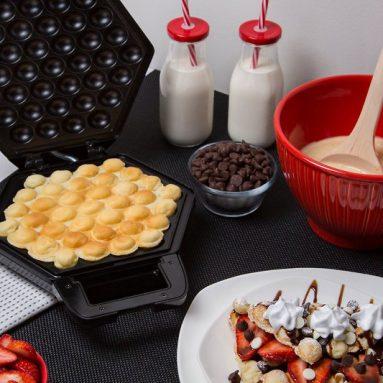 Macchina per Waffle a Bolle
