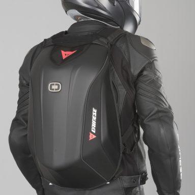 Zaino Aerodinamico Da Motociclista